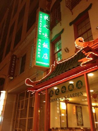 Chinatown Garden Downtowndc