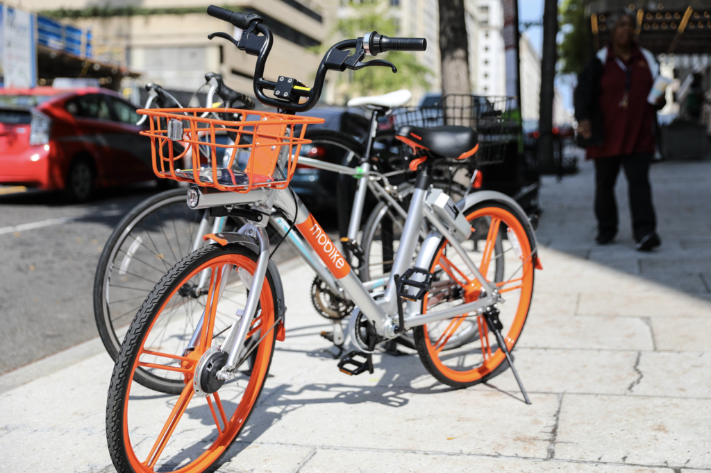 Dockless Bikeshare Comes to DowntownDC | DowntownDC