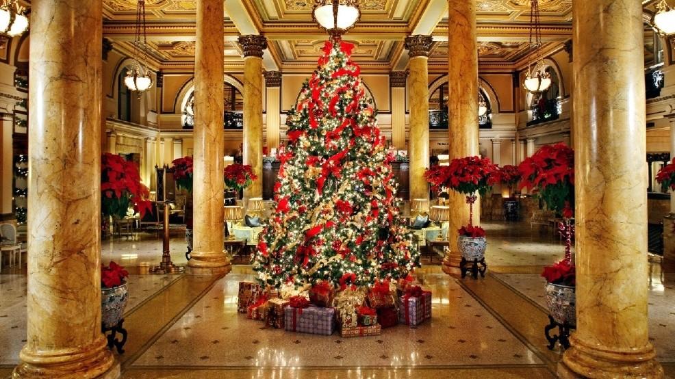 Holiday Caroling At The Willard Downtowndc