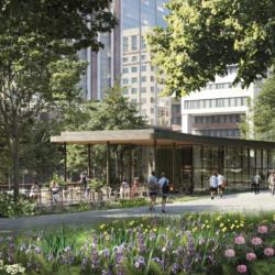 Franklin Park rendering